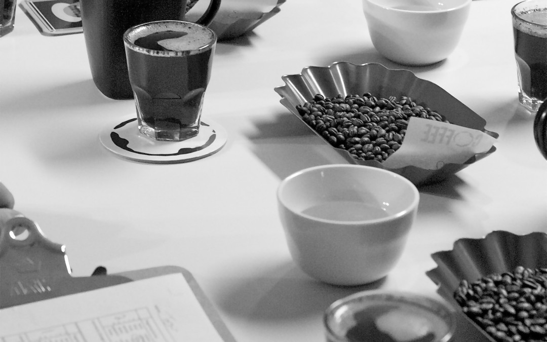 How To Host A Coffee Cupping