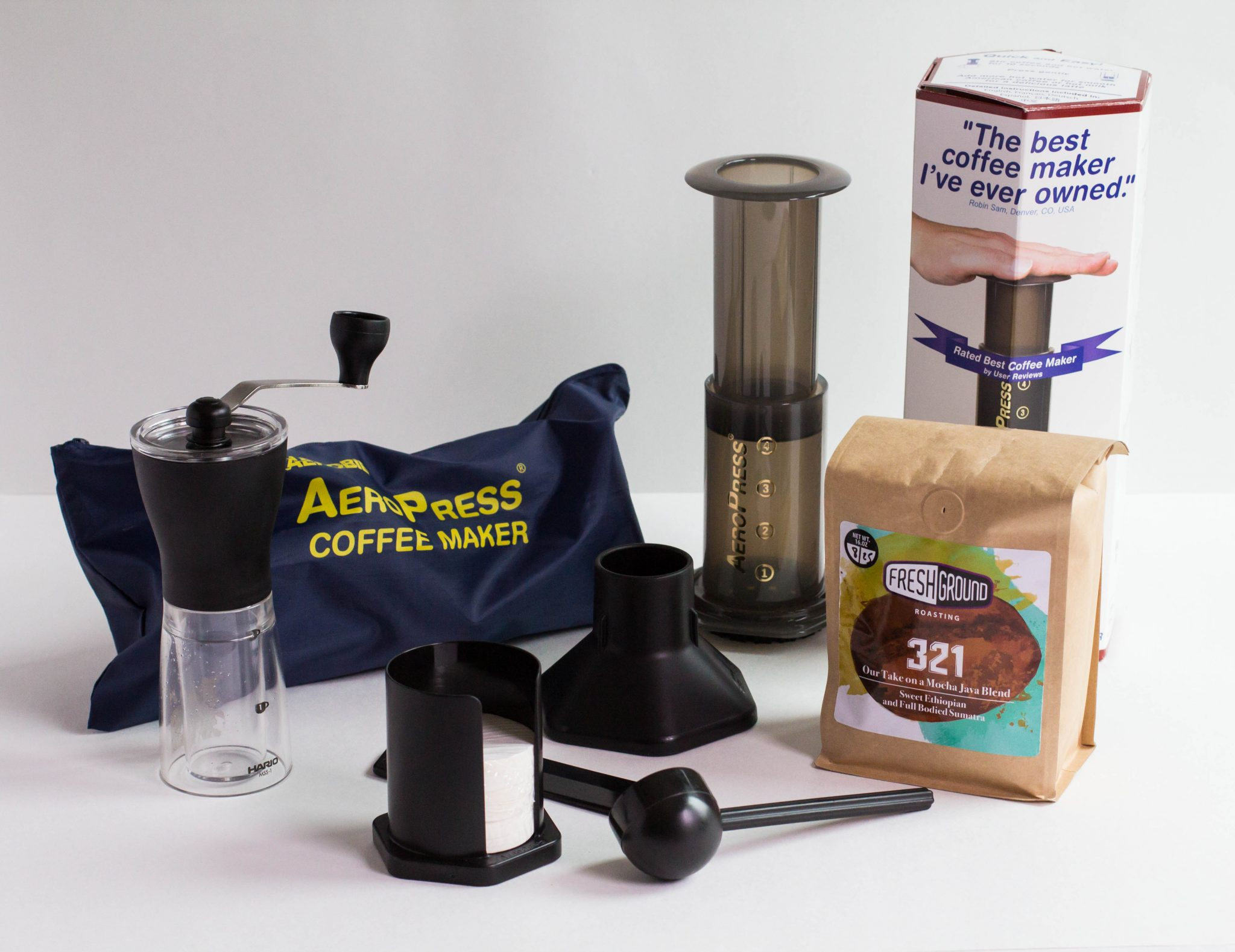 FreshGround has all of the best coffee brewing methods