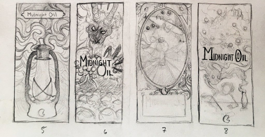 Midnight Realm – Coffee For Artists by Artists